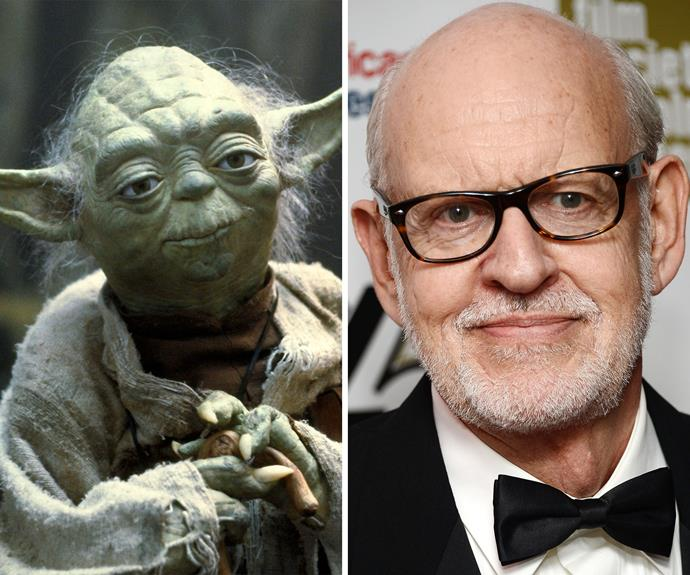 Frank Oz: Oz was the puppeteer and voice of Yoda in the original trilogy. He has been passing the time since working as a puppeteer for The Muppets and voicing various video game characters.