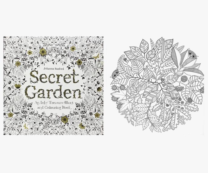 [Secret Garden by Johannah Basford](http://www.johannabasford.com/book/4).