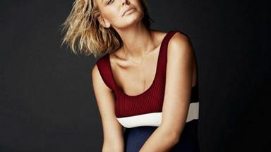 Lara Bingle shows off her new shorter 'do