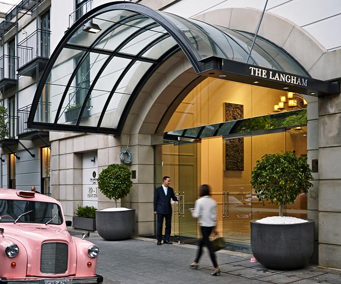 **Hotel of the Year:** The Langham Sydney, NSW
