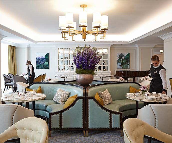 **New Hotel of the Year:** The Langham Sydney, NSW