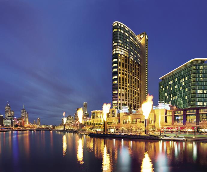 **Large Hotel of the Year:** Crown Towers, Melbourne, VIC
