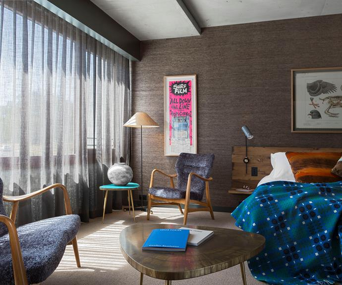 **Boutique Hotel of the Year and Best Bar:** Hotel Hotel, Canberra, ACT