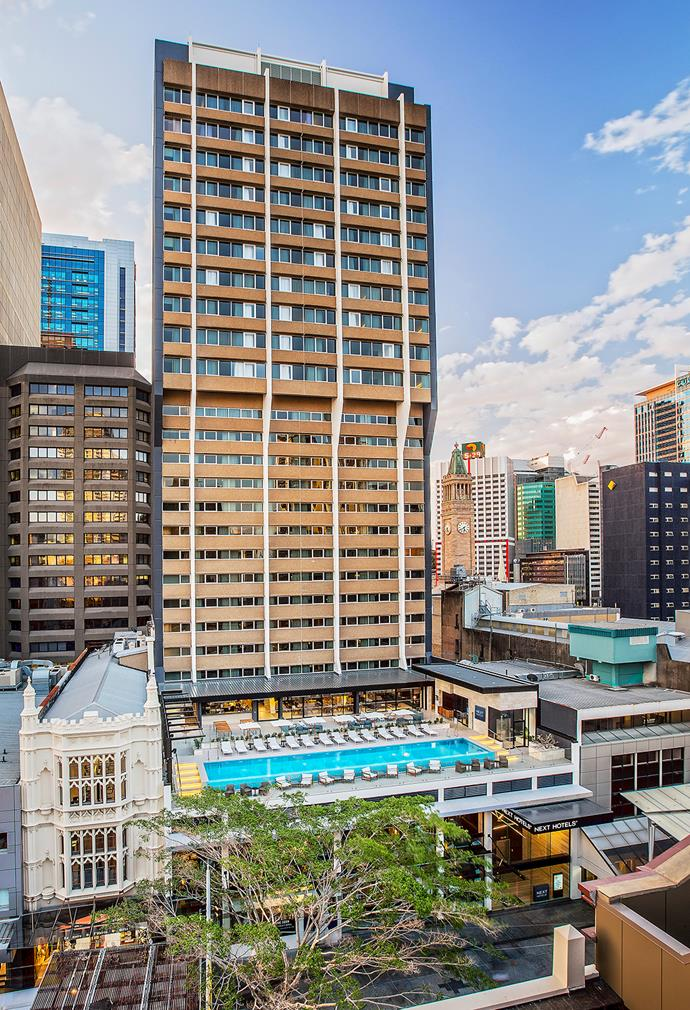 **Innovation of the Year:** Next Hotel Brisbane, QLD