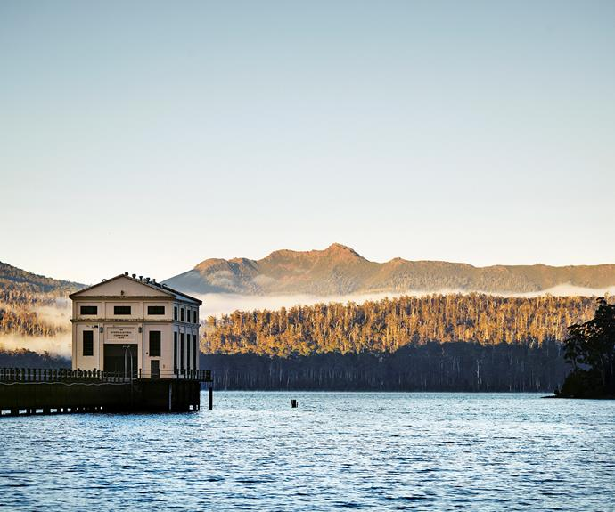 **Regional Hotel of the Year:** Pumphouse Point, TAS
