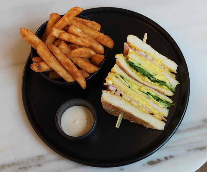 **Best Club Sandwich:** The Langham Sydney, NSW