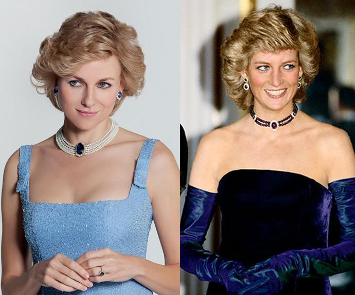 Naomi Watts took on the role of Diana, Princess of Wales in her biopic film, Diana, but unfortunately, her portrayal was met with little enthusiasm. Despite getting the hair and wardrobe right, reviews were left cold by Naomi's 'wooden performance' of the late royal.