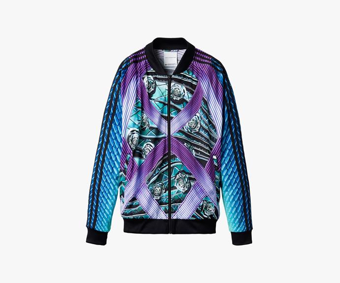[Adidas Originals by Mary Katrantzou Distance Tracktop in Multi $196](https://www.modesportif.com/shop/product/distance-tracktop-in-multi/)