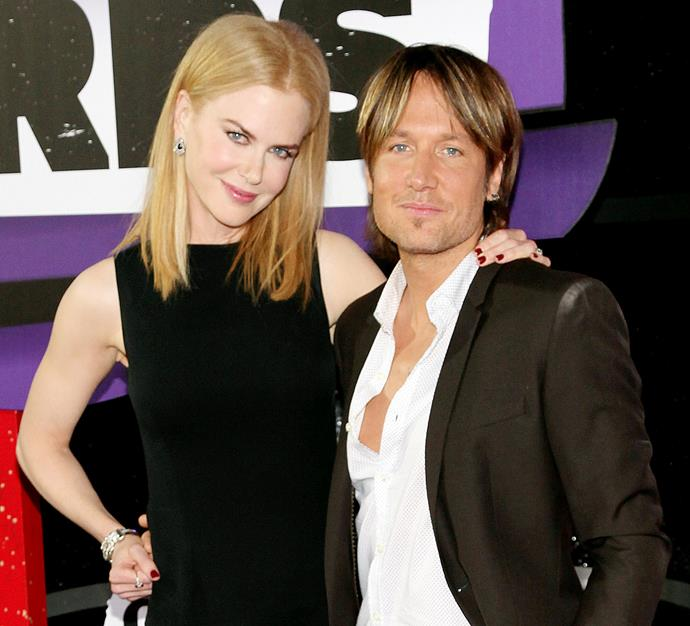 Nicole Kidman is looking more and more like husband Keith Urban.