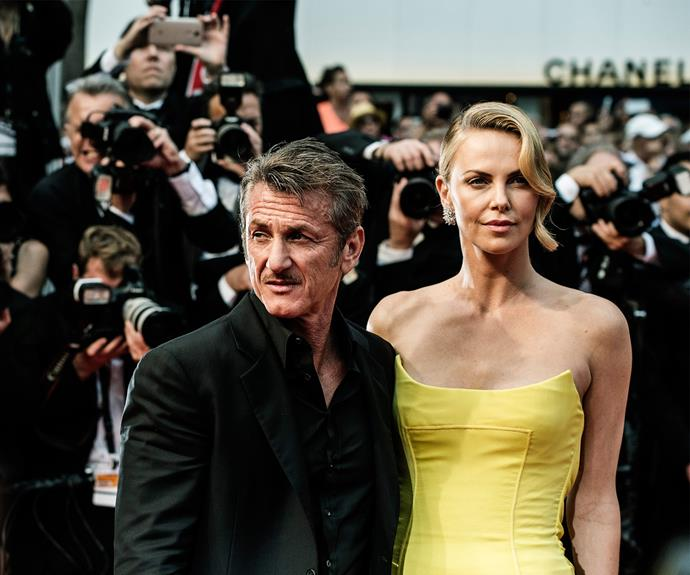 Penn and Theron reportedly got engaged secretly on a trip to Paris in December 2013, however Charlize ended the relationship, sources tell US Weekly.