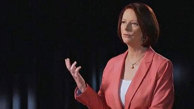 Julia Gillard in The Killing Season
