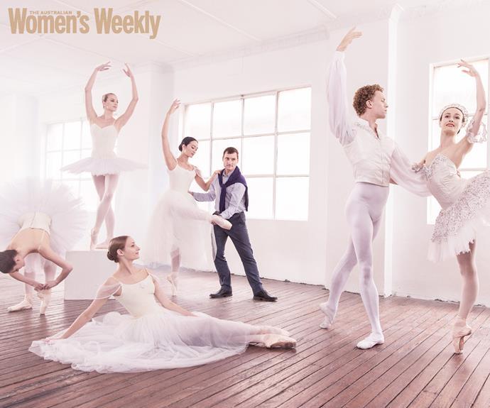 The Australian Ballet.