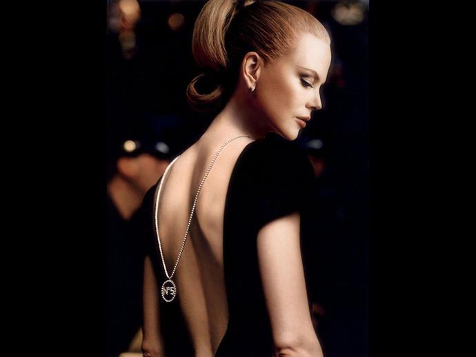 Nicole Kidman for Chanel No. 5.