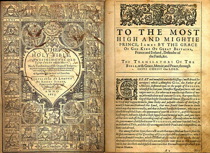The King James Bible – 2.5 billion copies sold.