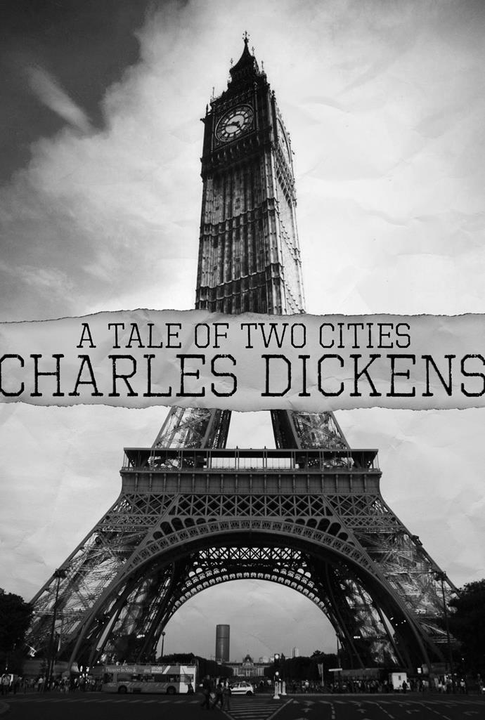 A Tale of Two Cities, Charles Dickens – 200m