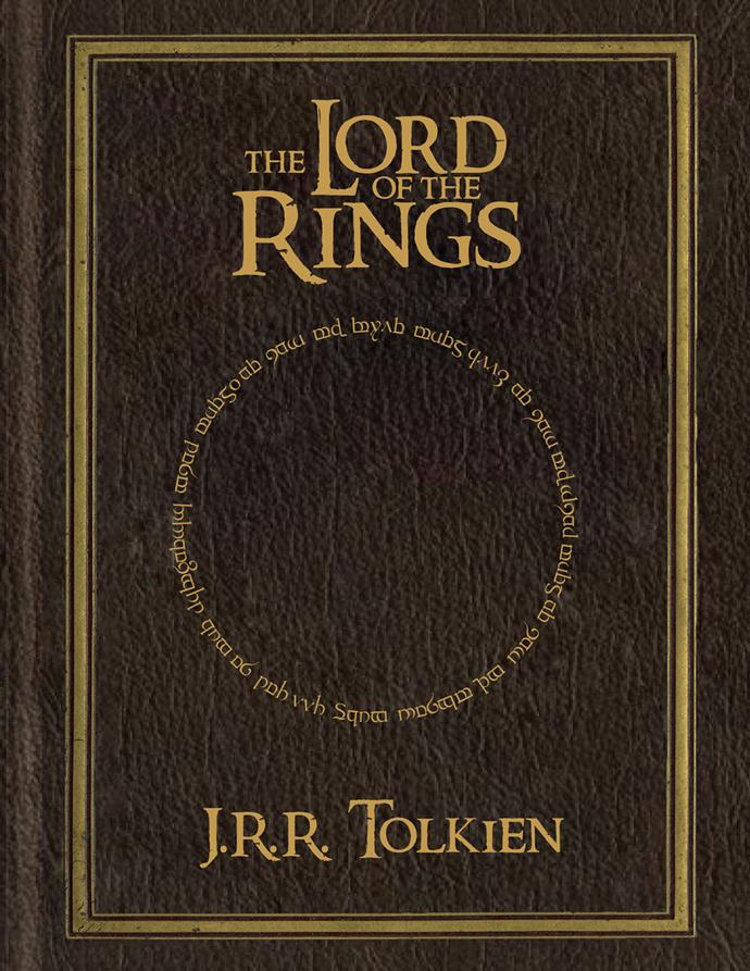 The Lord of the Rings, JRR Tolkien – 150m