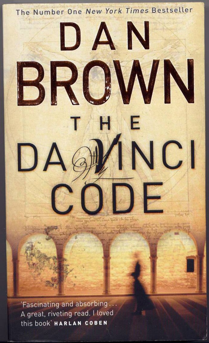The Da Vinci Code, Dan Brown – 80m