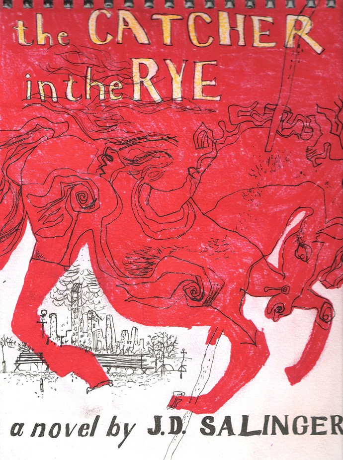 The Catcher In The Rye, JD Salinger – 65m