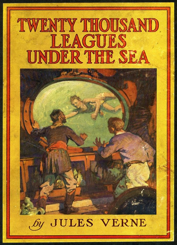 Twenty Thousand Leagues Under The Sea, Jules Verne, 60m