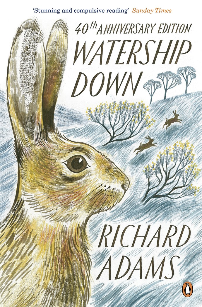 Watership Down, Richard Adams – 50m