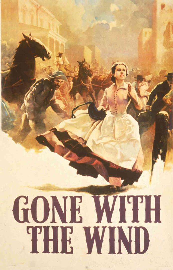 Gone With The Wind, Margaret Mitchell – 30m