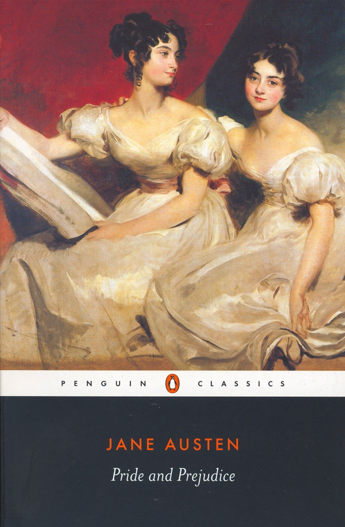 Pride And Prejudice, Jane Austen – 20m