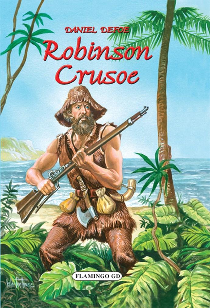 Robinson Crusoe, Daniel Defoe – 9m