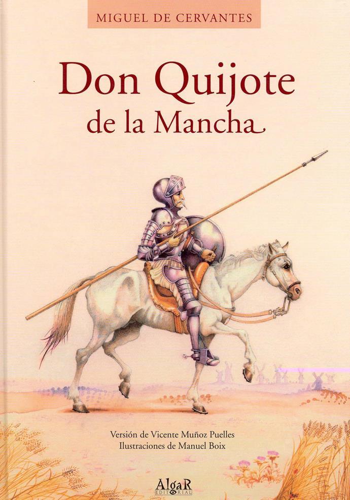 Don Quixote, Miguel de Cervantes – 500m