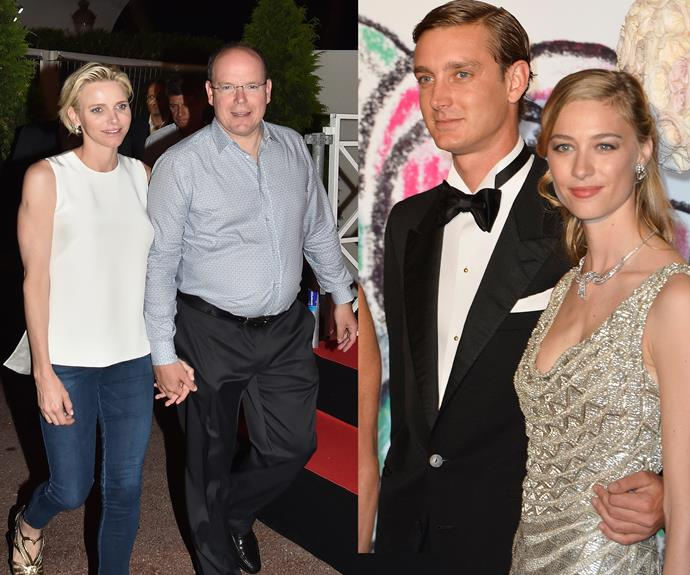 Prince Albert reveals details of nephew Pierre Casiraghi's upcoming wedding to Beatrice Borromeo.