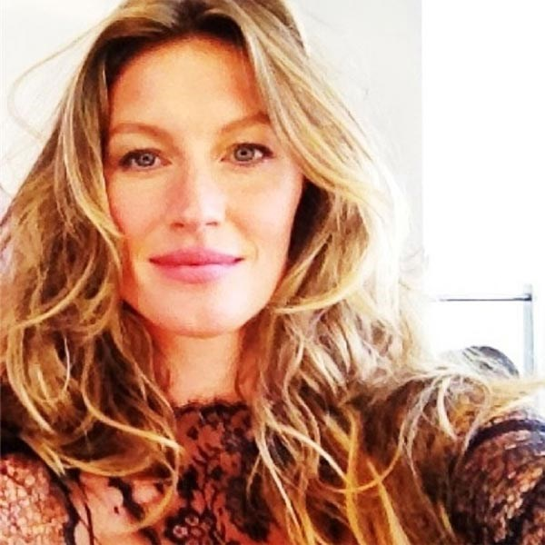 Gisele Bundchen shows that make-up doesn't hold the key to beauty. You, in your natural form, do.