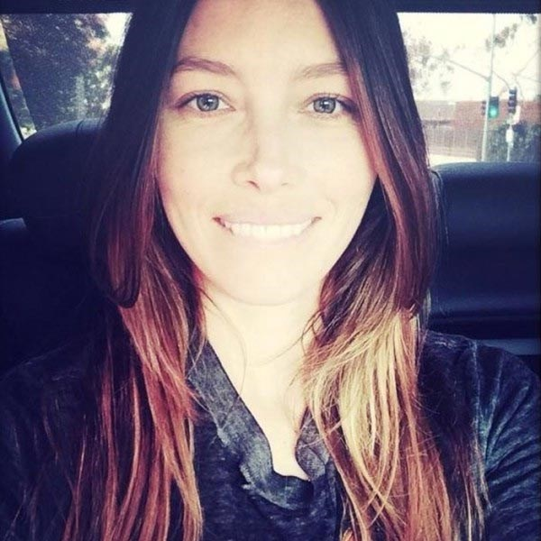 Jessica Biel could light up a room with her radiant, natural look.