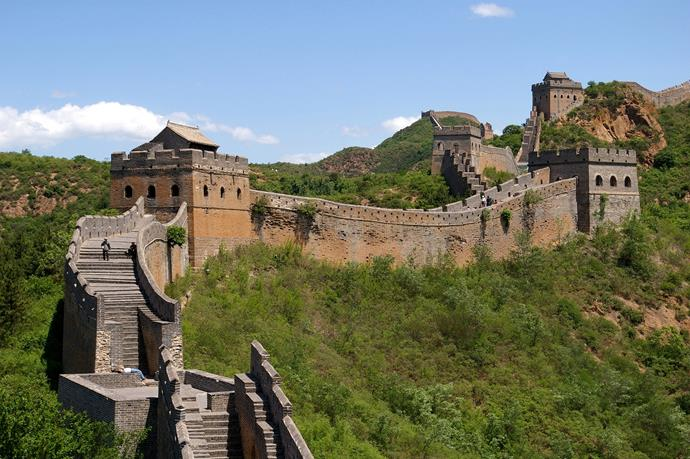 Four: Great Wall of China