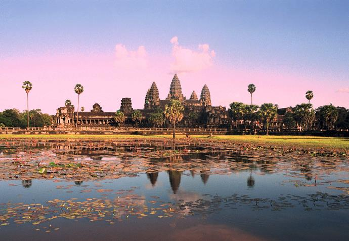 One: Temples of Angkor, Cambodia