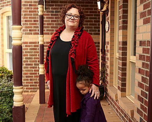 Rebecca Matheson, 45