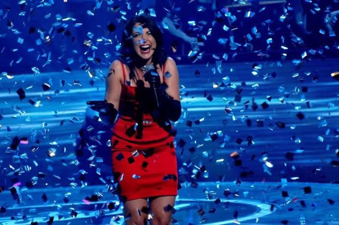 Natalie Gauci (Australian Idol, 2007) has released a few unsuccessful albums and is now living in London teaching music.