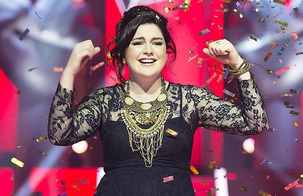 Karise Eden (The Voice, 2012) suffered a near mental breakdown after her TV triumph before welcoming her first child in December 2014. She is now loving life as a mum.