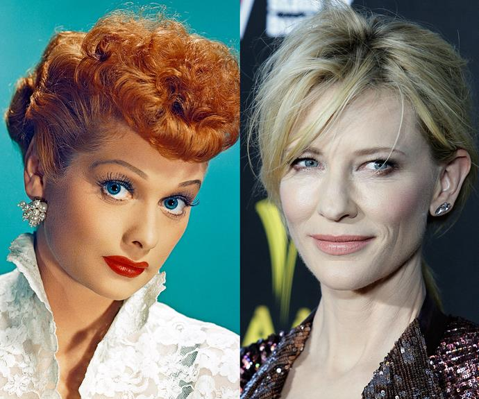 Cate Blanchett is set to take on the legendary Lucille Ball.