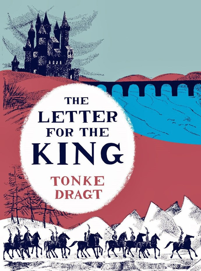 **The Letter For The King** by Tonke Dragt A wonderful fantasy about a 16 year old boy and his quest to deliver a secret letter to the king. It takes you on a lovely adventure through The Great Mountains.