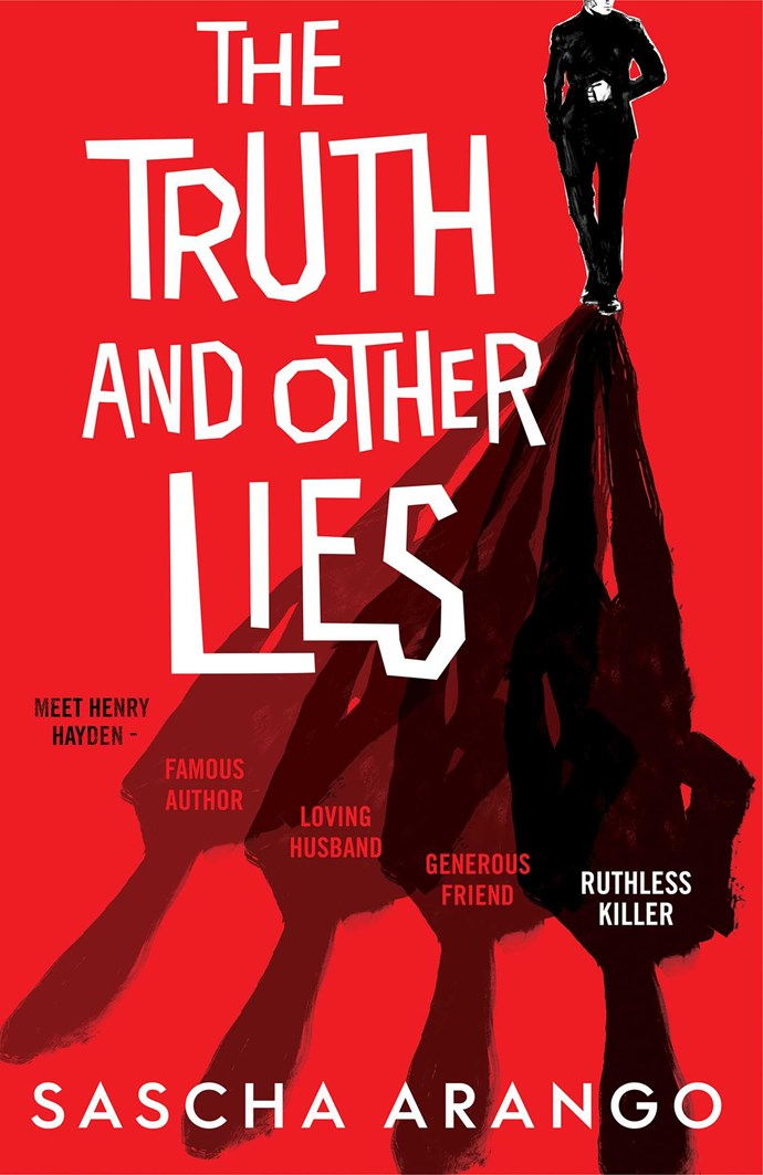 **The Truth And Other Lies** by Sascha Arango When Harry accidentally kills his wife instead of his pregnant mistress it leaves him one chapter short in the book that his wife is ghost writing for him. Awfully funny, and funnily awful.