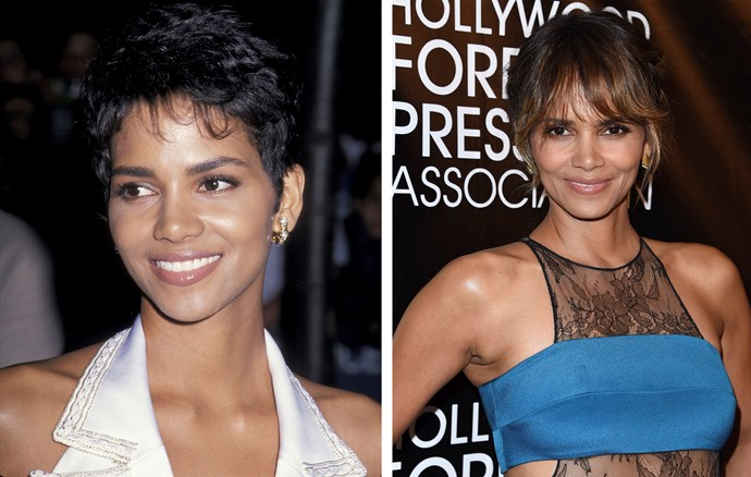 She's just one year shy of her 50th birthday but Halle Berry still doesn't look a day over 25.
