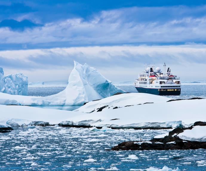 **Antarctica** This remote destination is the ultimate in cruising – starting with the daunting crossing of Drake Passage. The reward is a pristine continent of snow-capped mountains, glaciers and drifting icebergs inhabited by whales, seals and astounding colonies of penguins. The Falkland and South Georgia islands are dense in seabirds. *Recommended: [The Ultimate Antarctic Adventure](https://www.scenic.com.au/tour/the-ultimate-antarctic-adventure/2546) by [cruises.com.au](http://www.cruises.com.au/).*