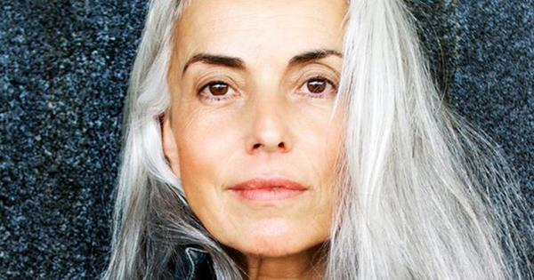 Stunning 63-year-old grandmother reveals her secrets to looking young