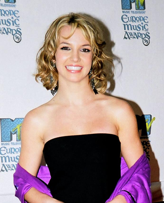 Britney Spears – the reigning Queen of fashion disasters.
