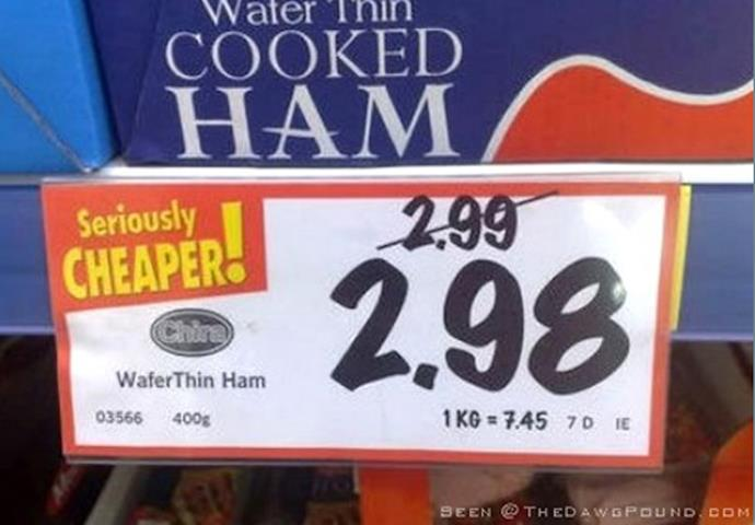 Where else could you find such great savings?