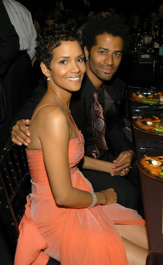 **Eric Benet**: Berry wed thee R&B singer but their love story ended in divorce in 2005. It was revealed that Benet had cheated on his wife just two years into their marriage.