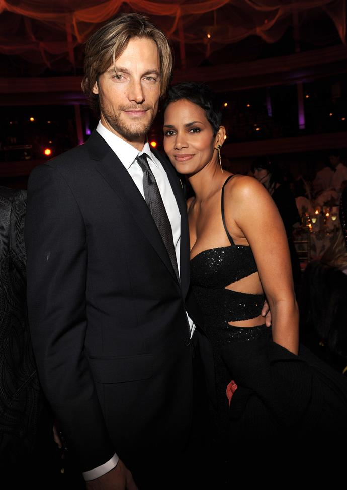 **Gabriel Aubry**: The two met at a Versace photo shoot and were together from 2005 to 2010. The parents of Nahla, now 7, engaged in an ugly public battle over who would gain custody.