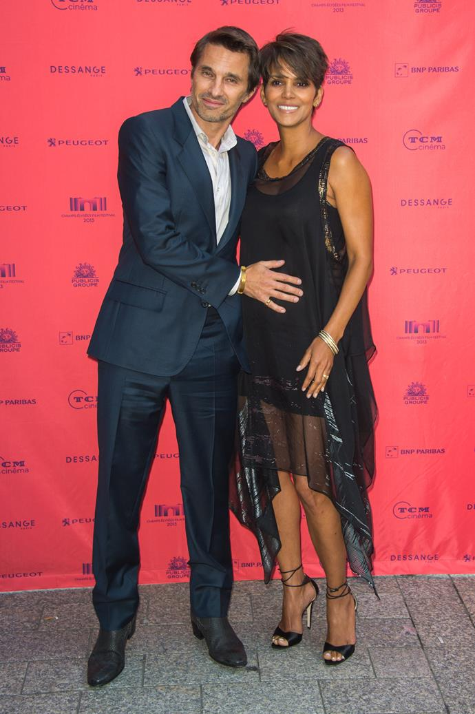 **Olivier Martinez**:The same year she split from Aubry, Berry met Martinez. They married in July 2013 and welcomed their son Maceo, three months later.
