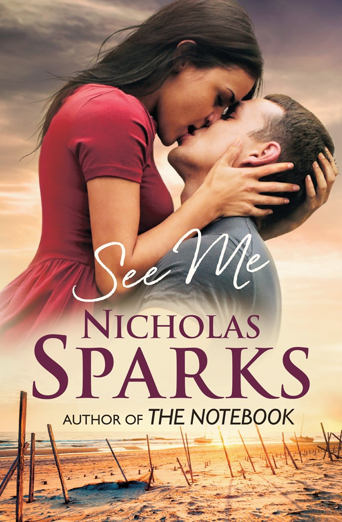 **See Me by Nicholas Sparks, [Hachette](https://www.hachette.com.au/)** We'll never forget the first time we read *The Notebook*. The character of Noah dramatically heightened the bar for our SO. In See Me, Sparks has again ignited a page-turning love story. Set in North Carolina, Maria, a hard-working lawyer from an immigrant family strikes up an unlikely romance with Colin, a 28-year-old who is trying to make amends for his violent past. It's the classic star-crossed-lovers tale, but a thrilling twist emerges when Maria starts receiving threats and the pair work together to solve the *who dunnit*. Sure there's a couple of moments of doubt around their choices – like, how does such a smart girl keep falling for rough guys? But then, we've had those thoughts about ourselves at times.