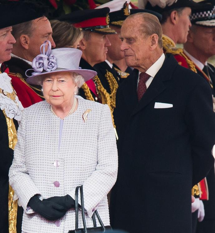 Shortly after their marriage, the Queen and Prince Philip went to Rome for her birthday. Although she wanted to celebrate with a low-key dinner at a restaurant, Philip organised a grand Embassy party. The Queen was so annoyed with Philip that she didn't speak to him for several days.