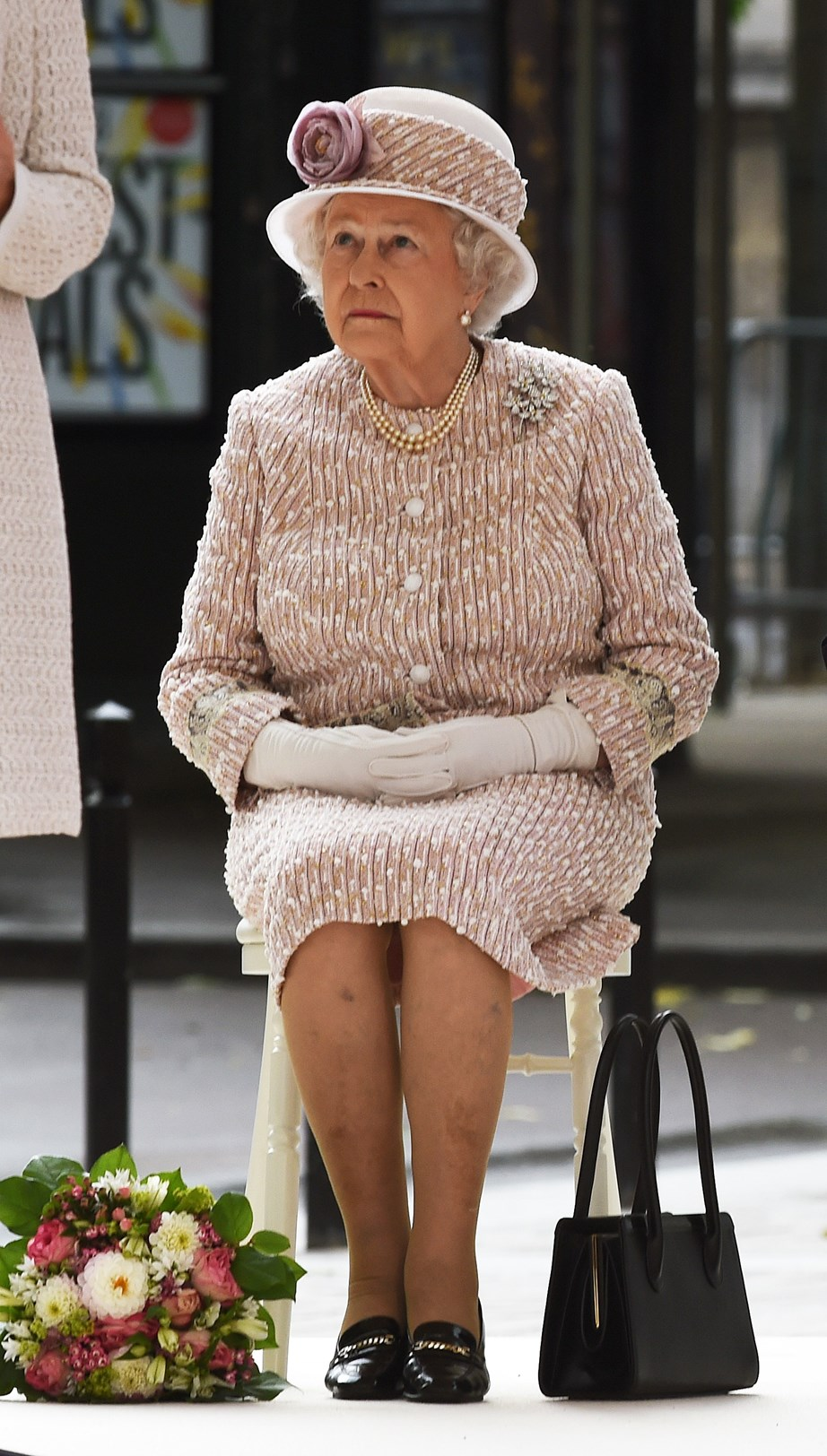 The Queen is thankfully safe, after an intruder broke into the grounds of Buckingham Palace in the early hours of Wednesday morning. *(Image: Getty)*